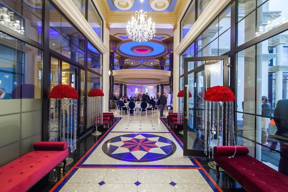 Hotel z salą weselną w Warszawie