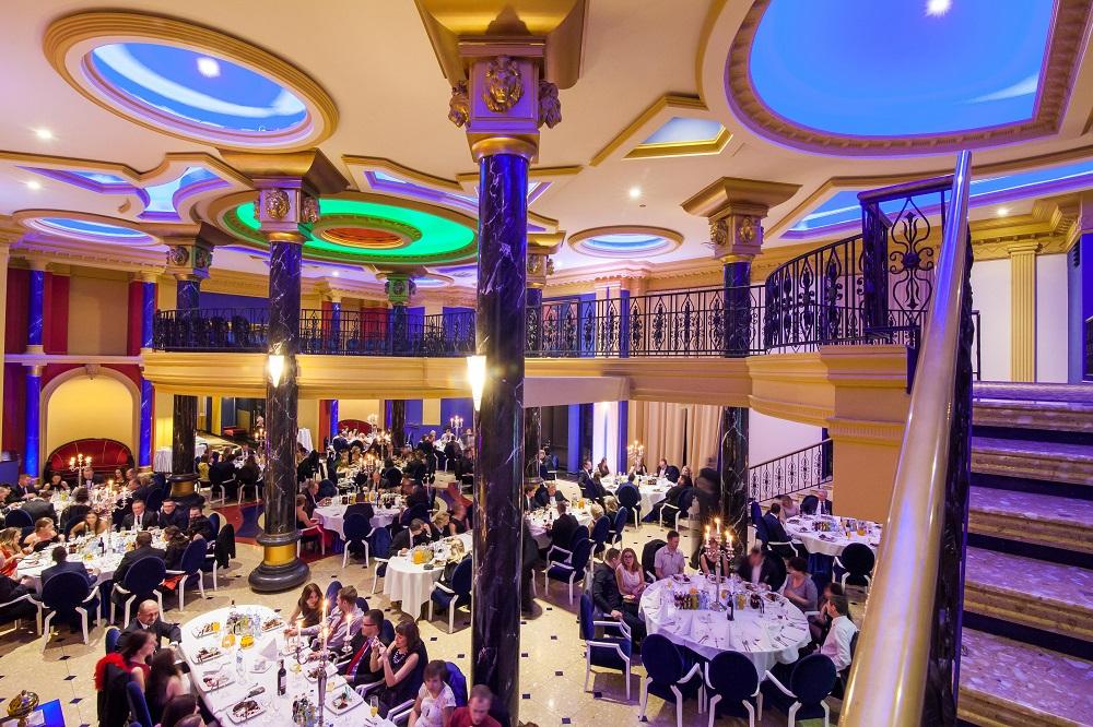 Hotel z restauracją na wesele w Warszawie
